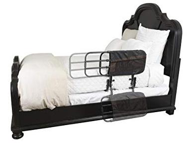 EZ ADJUST Bed Rail for the Elderly