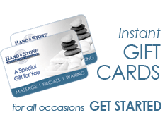 Massage Giftcard