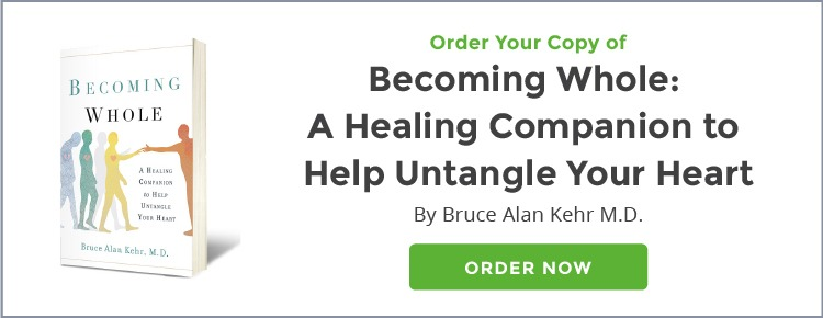 Order Your Copy of Becoming Whole