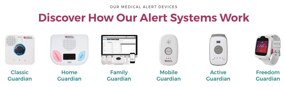Medical Guardian Home Alerts