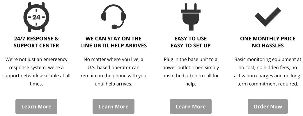 Medical Alert Home Alert System