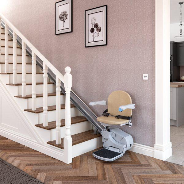 Handicare 950 Straight Stairlift
