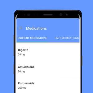 Caring Village Medications app