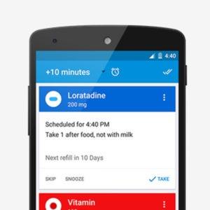 pill reminder app