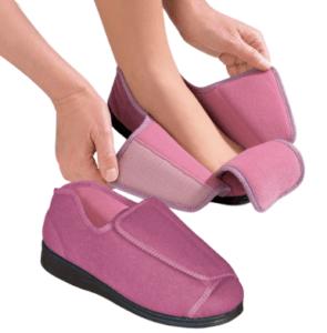 Easy On Diabetic Slippers