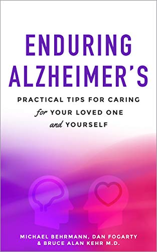 Enduring Alzheimer's book cover