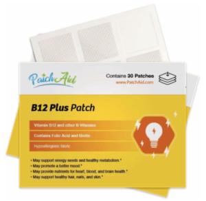 Best B-12 Supplements - Patch Aid