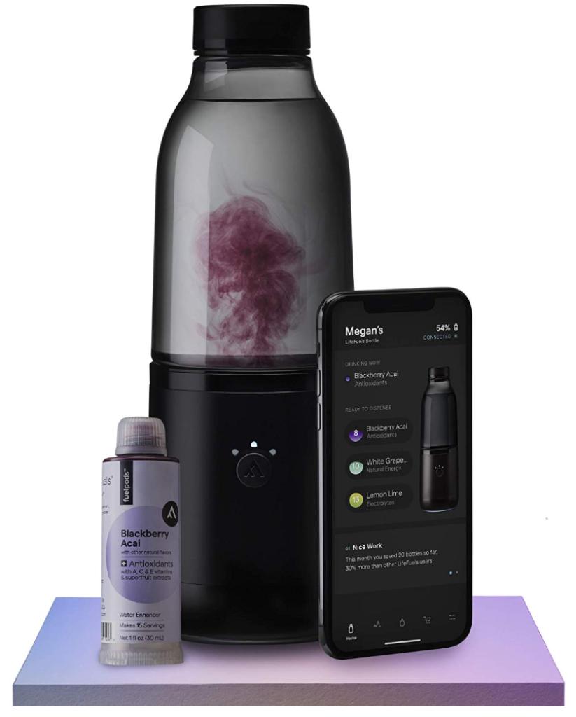 LifeFuels Smart Bottle Helps Prevent Dehydration in Seniors