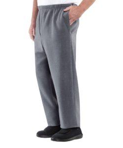 Mens Easy Access Clothing Polar Fleece Pants