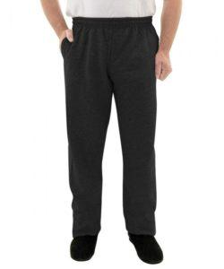 Regular Pull On Fleece Pant for Men